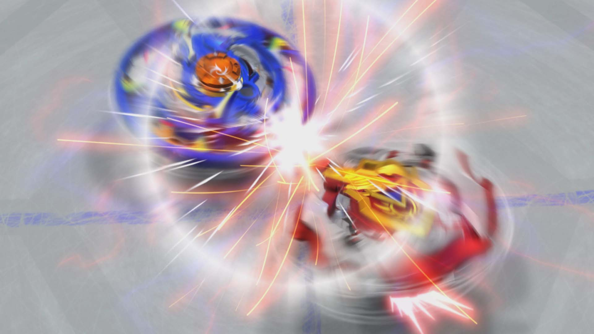 New episodes of Beyblade this summer!