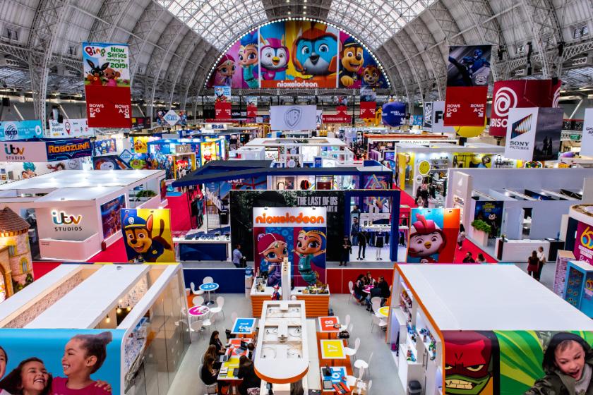 Ypsilon Licensing at Brand Licensing Europe 2019!