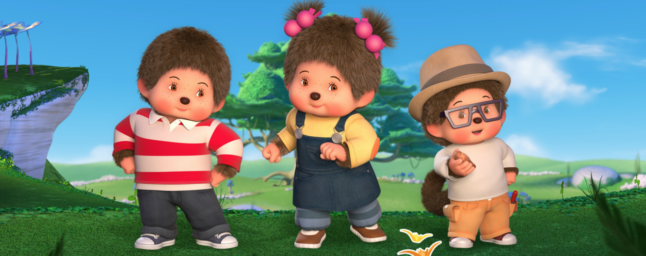 Monchhichi to make US premiere on Boomerang