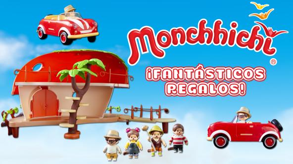 ¡Concurso Monchhichi en Clan TV!