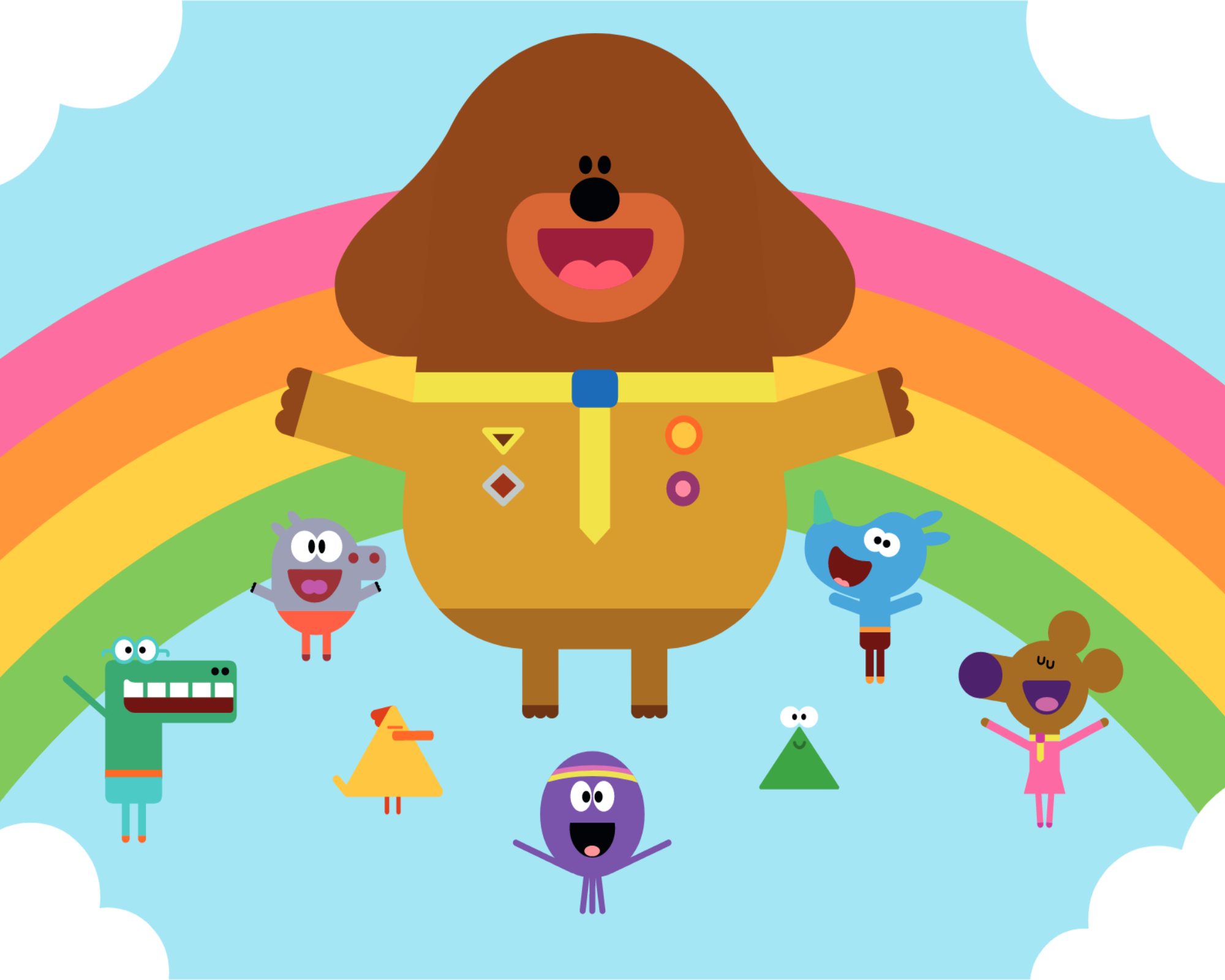 Ypsilon Secures Clan and Bizak For Hey Duggee